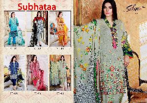 SUBHATTA DRESS MATERIAL