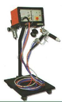 electrostatic liquid coating equipment