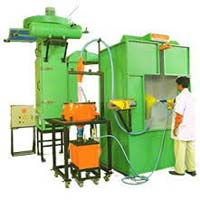 statfield Powder Coating Machine