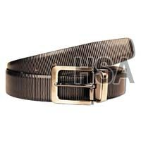 Mens Leather Belt (G58906REV)