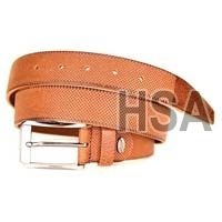 Mens Leather Belt (G58935TAN)