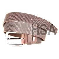 Mens Leather Belt (G58953BRN)
