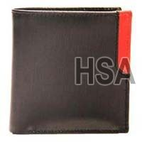 Mens Leather Wallet (F65902)