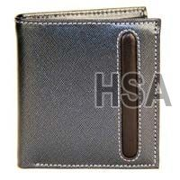 Mens Leather Wallet (F65914)