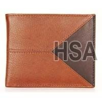 Mens Leather Wallet (F65923)