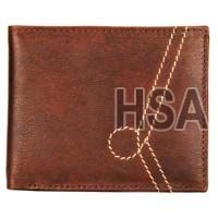 Mens Leather Wallet (F65924)