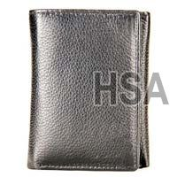 Mens Leather Wallet (F86810)