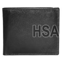 Mens Leather Wallet (F86829)