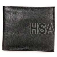 Mens Leather Wallet (G86802BLK)