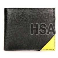 Mens Leather Wallet (G86805YLW)