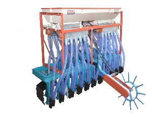 Automatic Seed Cum Fertilizer Drill-19teeth-38pipe