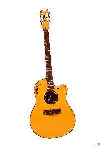 Spanish Cut Away Acoustic Guitar