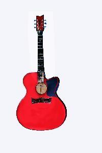 Spanish Pro Semi Electric Guitar
