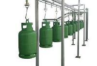 lpg cylinder handling system