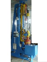 Valve Chnage Machine For Filled Cylinder