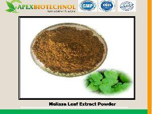 Melissa Leaf Extract