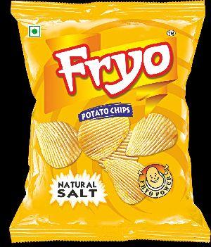 Natural Salt Chips
