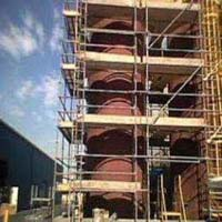 Construction Scaffolding Rental