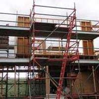 Scaffold Scaffolding Ladder