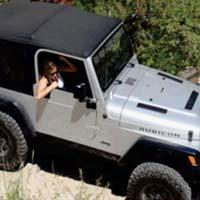 Jeep Hoods