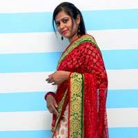 Soft  Chandi Brasoonet Saree