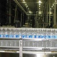 Mineral Water Automatic bottling plant