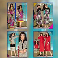 Celebrity Tradtional Seasonen Kurtis