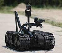 Defense Robotics Equipments R & D