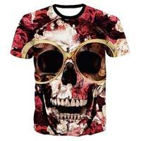 Boys 3d Printed T-shirts