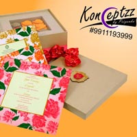 Wedding Card Designing Services