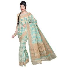 Metal Silk Sarees