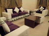 High Back Karvin Sofa Set