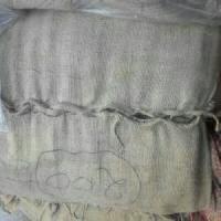 old jute bags