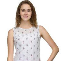 Cotton Dobby Women Top