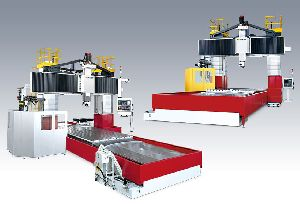 Vmc Double Column Machine