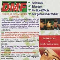 Dmf Oral Care