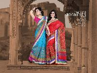 Lace Border Silk Sarees