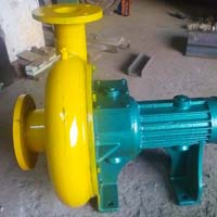 Mahiraj Nonclog ceramic  sllury pump with ss impeller