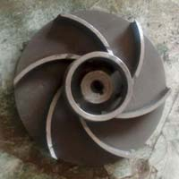 steel & cast iron& brong impeller
