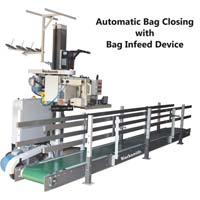 Automatic Bag Closing System