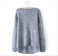 Woven Sweater