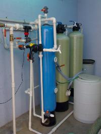 demineralization water plant