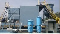 Packaged Effluent Water Treatment Plant