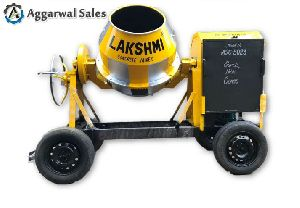 Concrete Mixer Machine In India