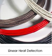linear heat detection systems