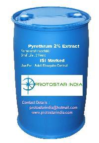 Pyrethrum 2% Extract