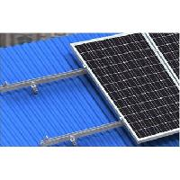 Aluminum Solar Mounting Plate