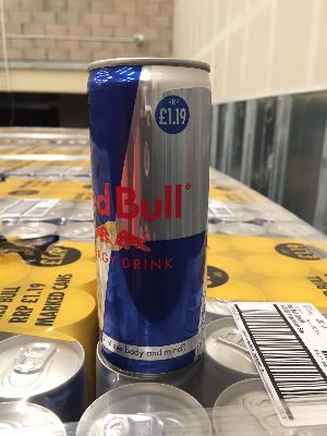 Red Bull 250 Ml Energy Drink Pmp