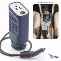STOUT CAR INVERTER