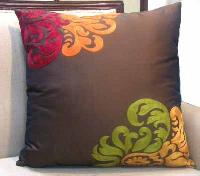 Embroidered Cotton Cushion Covers